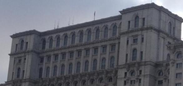 Palatul Parlamentului este sediul Senatului