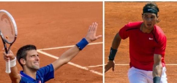 Roland Garros: Novak Djokovic vs Rafael Nadal