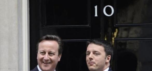 Tandemul Cameron -Renzi se va uni împotriva UE