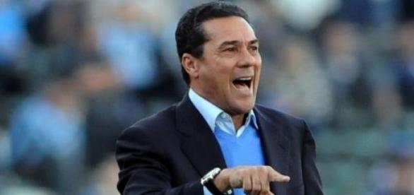 Vanderlei Luxemburgo, novo técnico do Cruzeiro