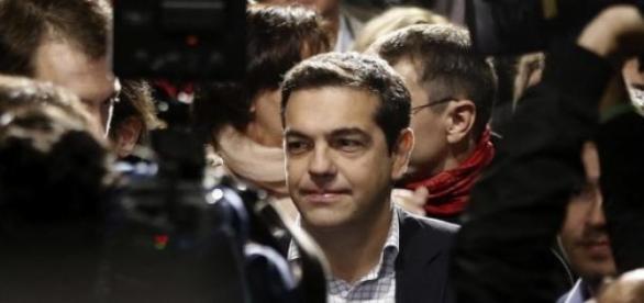 Alexis Tsipras, Syriza, jefe del Gobierno griego
