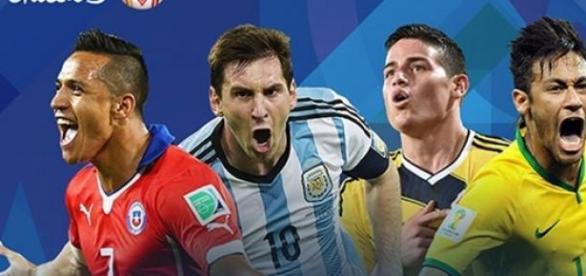 Chile es favorito para levantar la copa.