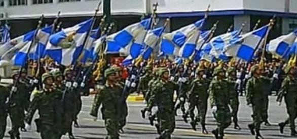 Dumna grecka armia nie zniesie upokorzenia.