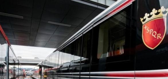 I treni della nuova Metro C