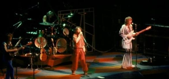 La banda Yes se formó en Londres en el año 1968