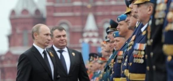 Putin amenință integritatea țărilor baltice!