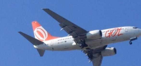 Risco de colisão entre dois aviões na Bahia