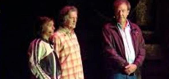 Święta trójca - Clarkson, Hammond i May