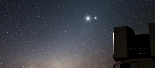 Júpiter e Vénus estarão hoje mais próximos do que no resto do ano