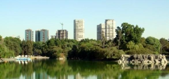 Chapultepec uno de los pulmones más grandes