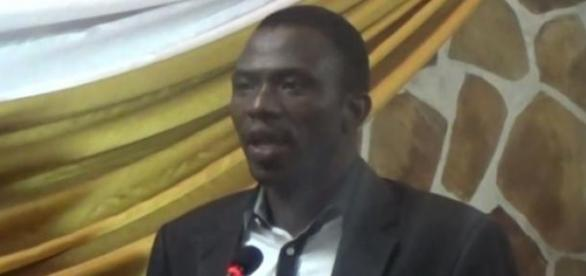 Edoh Komi, pasteur homophobe togolais