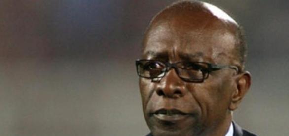 Jack Warner, były wicepryzydent FIFA. The Guardian