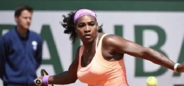 Serena Williams en finale de Roland-Garros !