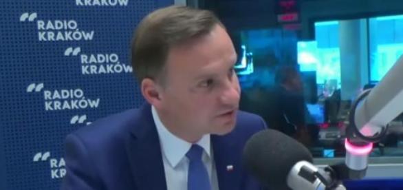 Andrzej Duda w Radiu Kraków, 5.06.2015
