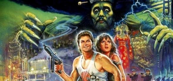 Big Trouble in Little China (1986).