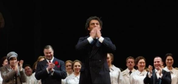 Jonas Kaufmann auf dem Weg zur absoluten Spitze
