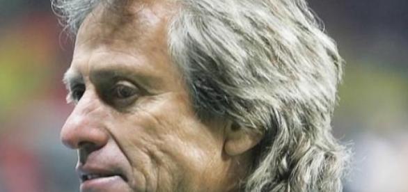 Jorge Jesus, o novo técnico leonino.