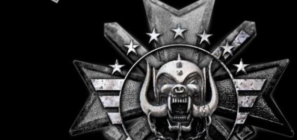 La tapa del nuevo disco de Motorhead