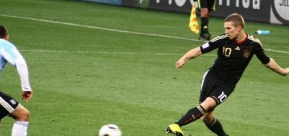 Lukas Podolski Wechsel. Nach Köln, Istanbul?