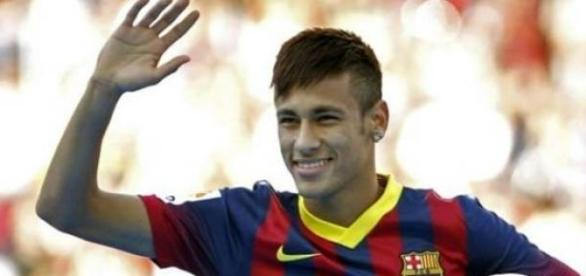 Neymar jogará mais ousado ainda contra juventus.