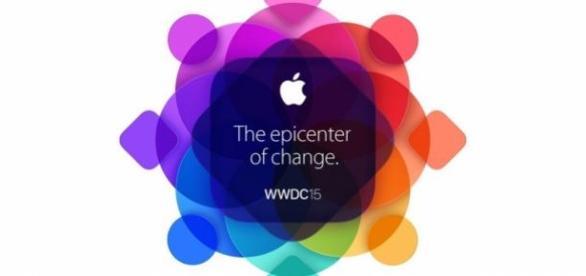 Plana principal del evento WWDC 2015
