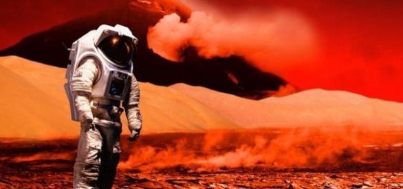 Professora brasileira pode viajar para Marte