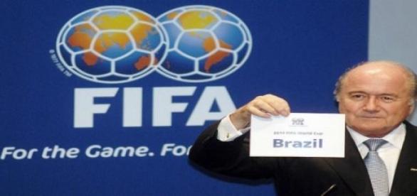 Sepp Blatter resigned after just four days