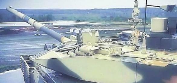 T-90 MS Tagił Anioł Śmierci