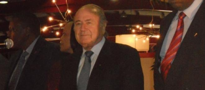 Blatter and FIFA struggling to cope with scandals
