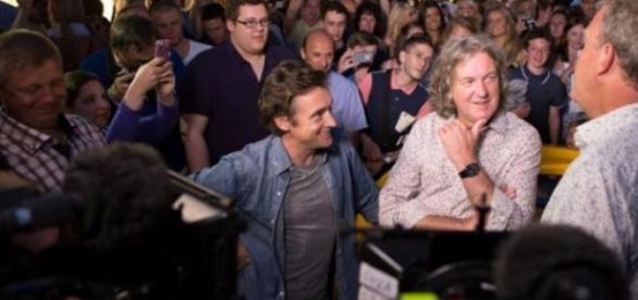 Clarkson, Hammond & May Live