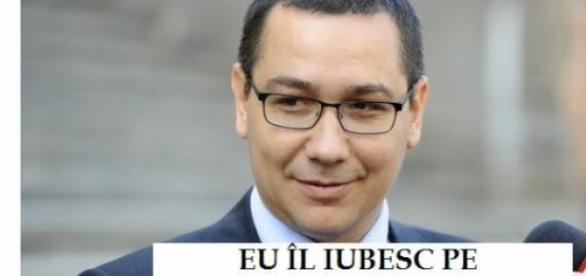 Eu Te Iubesc, Victor Ponta!