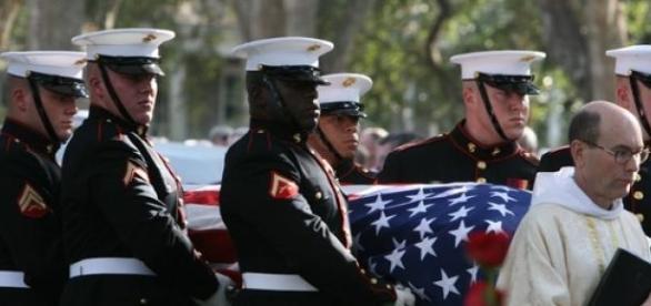 Funeralii cu onoruri militare pentru Beau Biden