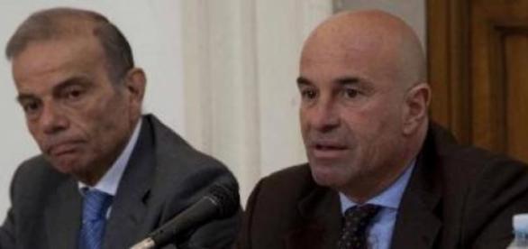 Luca Odevaine, referente politico mafia-capitale