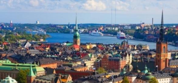 Sztokholm rozsiany jest  na 14 cudownych wyspach.