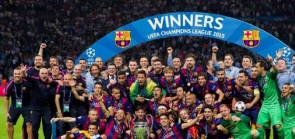 Barcelona levanta su quinta Champions League