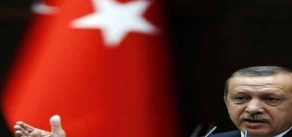 Erdogan, Presidente turco per il partito Akp