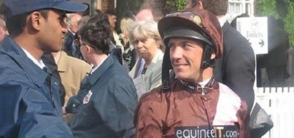 Frankie Dettori rode Golden Horn to Derby success