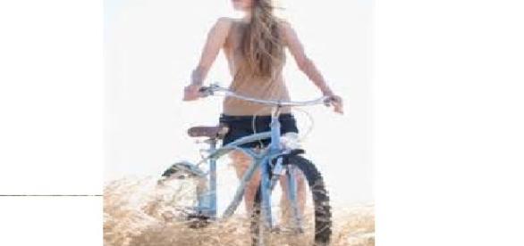 la bicicleta es tendencia, usala