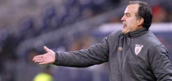 Marcelo Bielsa le coach de l'OM