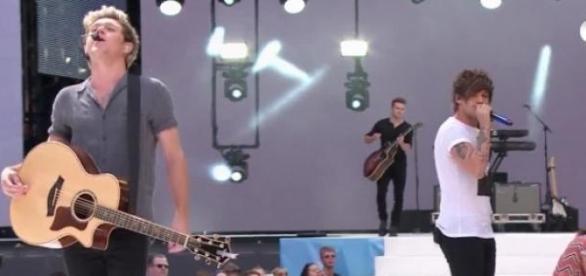One Direction no Summertime Ball da Capital FM