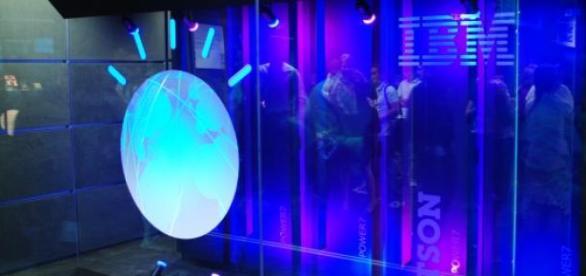 Ordenador Watson fabricado por IBM