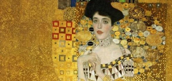 Pintura mais famosa de Gustav Klimt vira exposição