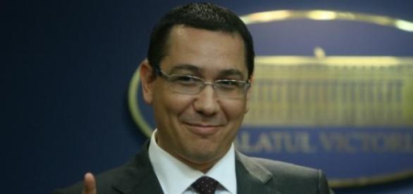 Victor Ponta,un premier greu de dus.