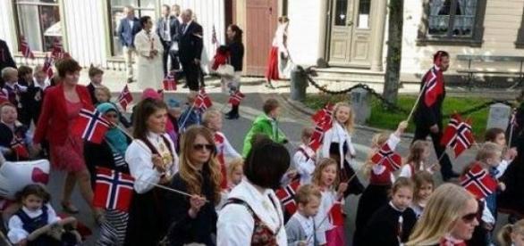 Ziua Naţională a Norvegiei