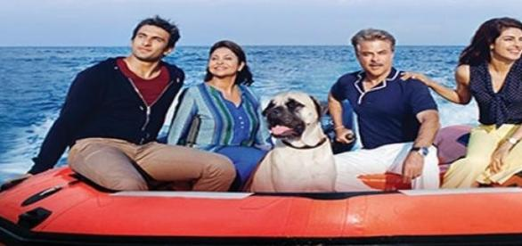 Dil Dhadakne Do is an immaculately made film