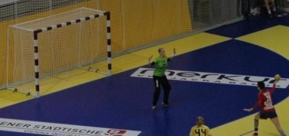 Paula Ungureanu a fost jucătorul decisiv