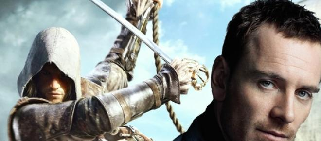 Michael Fassbender nel live-action di Assassin's Creed.
