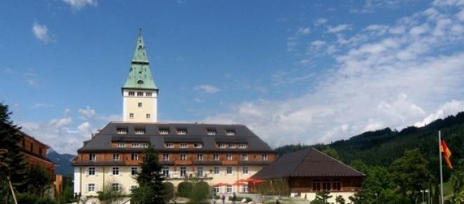 Schloss Elmau: Luxusherberge für Gipfelstürmer- G7 macht das Hotel weltberühmt
