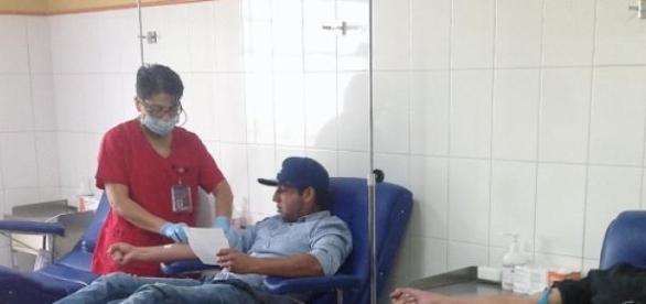 Donadores altruistas o voluntarios