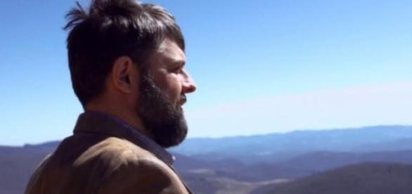 Jeremiah Heaton, fermier american, drapel Sudan